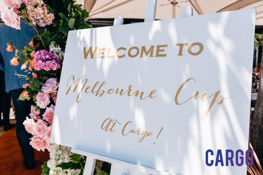 Melbourne Cup Cargo